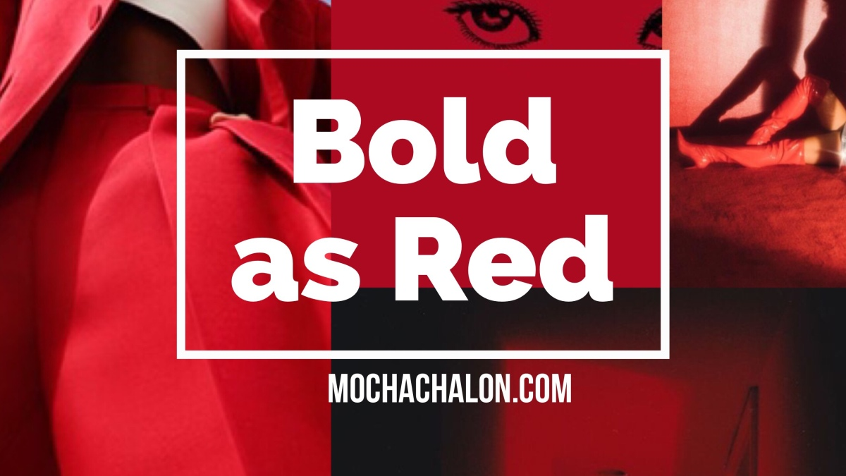 Bold as Red
